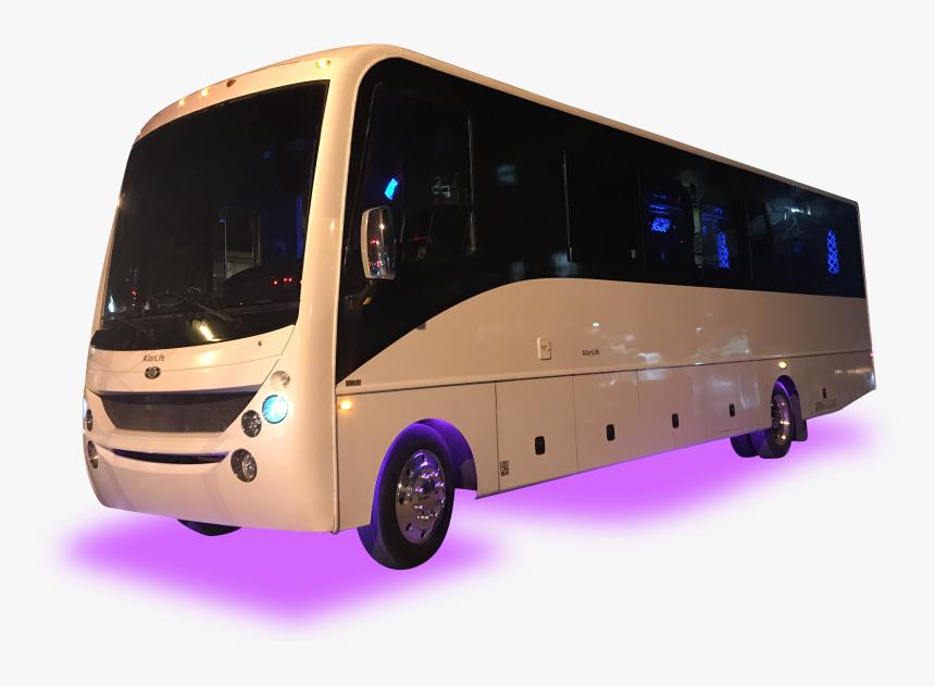 bus service rental